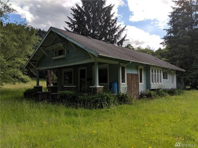 Single Family Home For Sale: 32610 State Route 530 NE