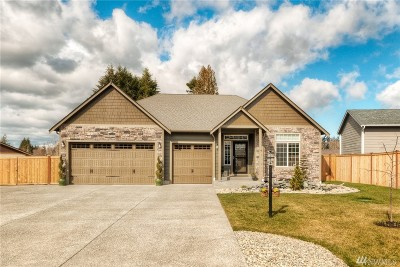 Olympia Single Family Home Pending Inspection: 3116 Parkgrove Lane SE