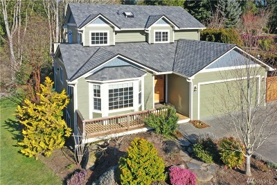 Poulsbo Single Family Home Pending: 26762 Edgewater Blvd NW