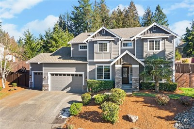 Gig Harbor Single Family Home For Sale: 7495 N Creek Lp NW