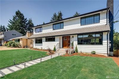 Shoreline Single Family Home For Sale: 16745 Burke Ave N