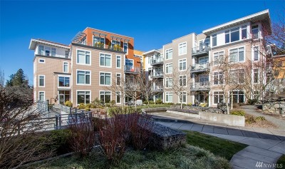 Bainbridge Island Condo/Townhouse Pending Inspection: 170 Harbor Square Lp NE #A#310