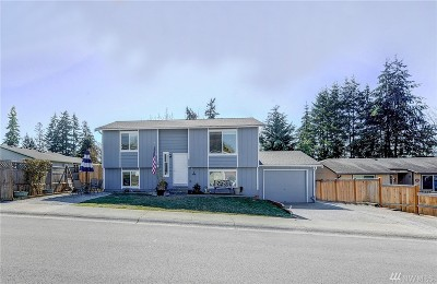 Bothell Single Family Home Contingent: 2222 182nd St SE