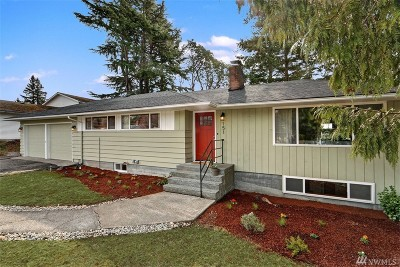 Des Moines Single Family Home For Sale: 151 S 192nd Place