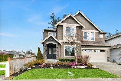 Sammamish Single Family Home For Sale: 22526 SE 32nd St