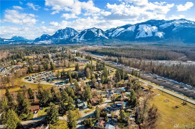Gold Bar Residential Lots & Land For Sale: 615 Croft Ave W