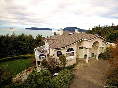 Anacortes Single Family Home For Sale: 11626 Coronado Dr