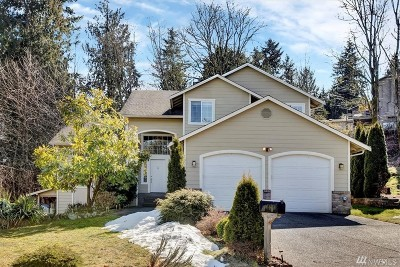 Lake Forest Park Single Family Home For Sale: 19206 53rd Ct NE