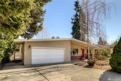 Bellevue Single Family Home For Sale: 900 145th Place SE