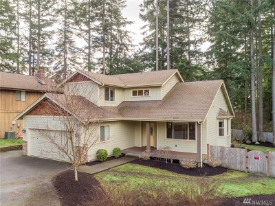 University Place Single Family Home For Sale: 3732 72nd Av Ct W