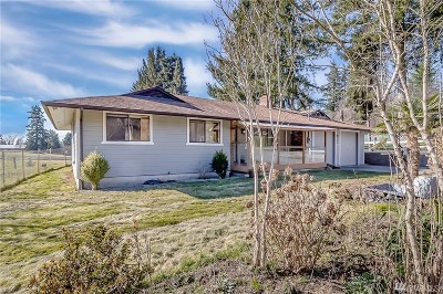 Marysville Single Family Home For Sale: 4524 87th Ave NE