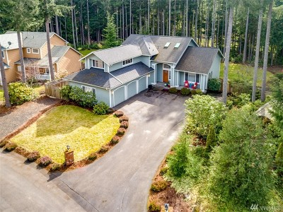 Poulsbo Single Family Home Pending Inspection: 2055 NW Stronstad Lane