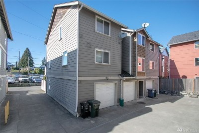 Single Family Home For Sale: 9231 17th Ave SW #B