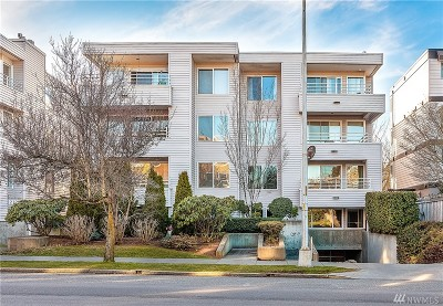 Condo/Townhouse Sold: 2125 California Ave SW #104