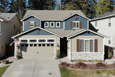 Gig Harbor Single Family Home For Sale: 5031 Admiral St