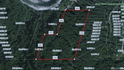 Snohomish County Residential Lots & Land For Sale: 1 No Street Name