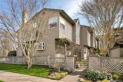 Seattle Condo/Townhouse For Sale: 616 29th Ave E #2