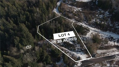 Residential Lots & Land For Sale: Chuckanut Crest Dr
