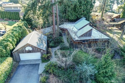 Kirkland Single Family Home For Sale: 933 20th Ave W