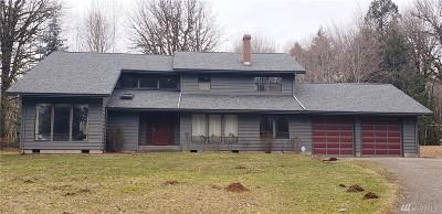 Mason County Single Family Home Pending: 300 W Oak Meadows Rd