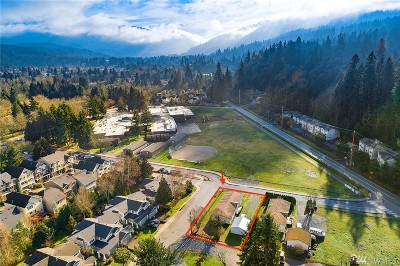 Issaquah Residential Lots & Land For Sale: 710 NW Holly St