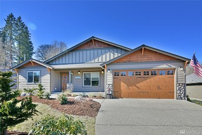 Silverdale Single Family Home Pending Inspection: 10413 Galleon Place NW
