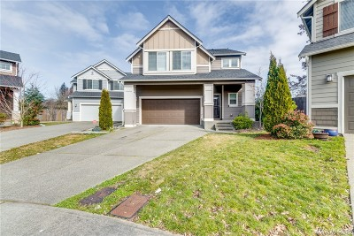 Tumwater Single Family Home Pending Inspection: 1510 77th Trail SE