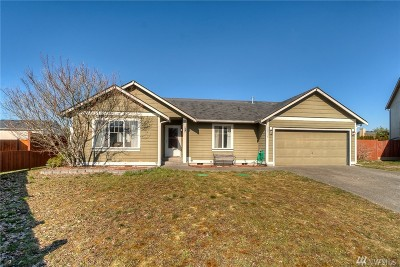 Yelm Single Family Home For Sale: 10536 Farwest Ct SE
