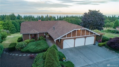 Camano Island Single Family Home For Sale: 575 Michael Wy