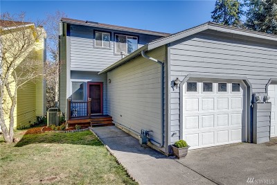 Silverdale Single Family Home Pending: 13178 Lakeridge Cir NW