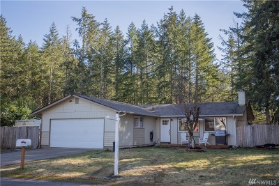 Spanaway Single Family Home For Sale: 4102 246th St Ct E