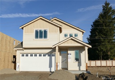 Tumwater Single Family Home For Sale: 6334 Courtyard Lane SW #Lot62