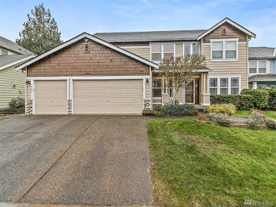 Kent Single Family Home For Sale: 14627 SE 278th Place