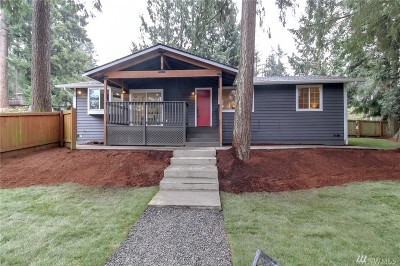 Sammamish Single Family Home For Sale: 1200 210th Ave NE