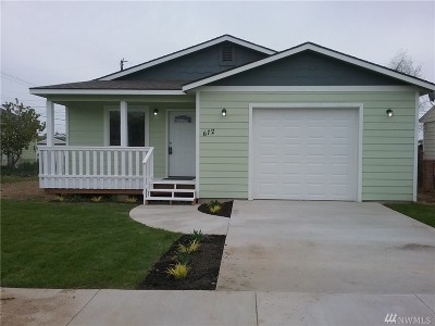 Soap Lake WA Single Family Home For Sale: $157,000