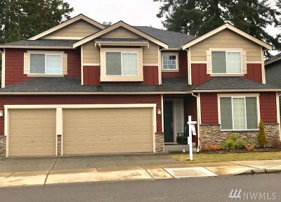 Everett Single Family Home Contingent: 2522 119th Place