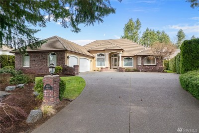 Thurston County Single Family Home For Sale: 6136 Troon Lane SE