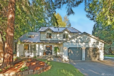 Sammamish Single Family Home For Sale: 21920 SE 37th St