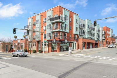 Condo/Townhouse Sold: 424 N 85th St #409