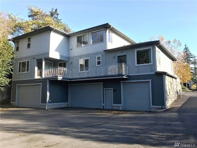 Lynnwood Multi Family Home For Sale: 3909 164th St SW