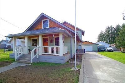 Enumclaw Single Family Home For Sale: 1830 Washington Ave