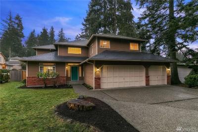 Kirkland Single Family Home For Sale: 7221 132nd Ave NE