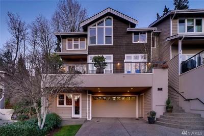 Bellevue Single Family Home For Sale: 4020 Lake Washington Blvd SE