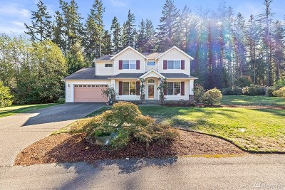 Port Orchard Single Family Home Contingent: 2244 SE Bandera Ct