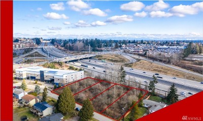 Lynnwood Residential Lots & Land For Sale: 20th Ave