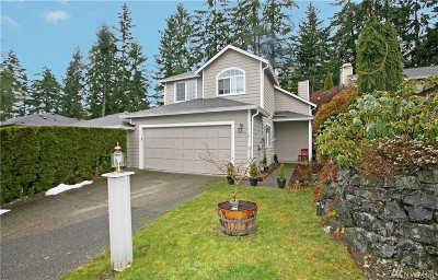 Silverdale Single Family Home Pending Inspection: 10929 Tulip Place NW