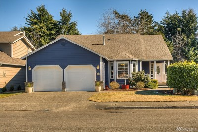 Tumwater Single Family Home Pending Inspection: 812 Anthony Ct SW