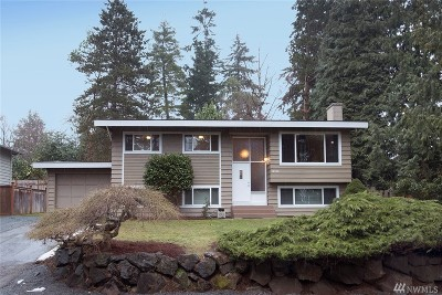 Shoreline Single Family Home For Sale: 16520 Stone Ave N