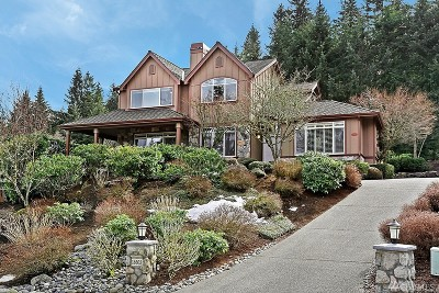 Issaquah Single Family Home For Sale: 18603 NW Cervinia Ct
