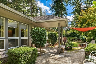Sammamish Single Family Home For Sale: 2918 243rd Ave SE